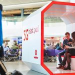 Vodafone 5G взлетает в лондонском аэропорту Гатвик