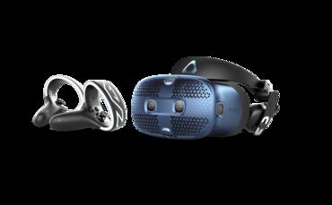HTC Vive Cosmos - это высококачественная VR-гарнитура, которая появится 3 октября