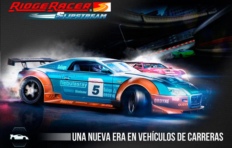 Получите БЕСПЛАТНЫЙ промо-код автомобильной игры Ridge Racer Slipstream для iPhone 2