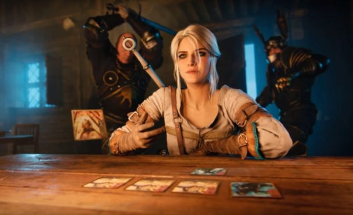 Карточная игра GWENT The Witcher выйдет в следующем месяце в App Store 1