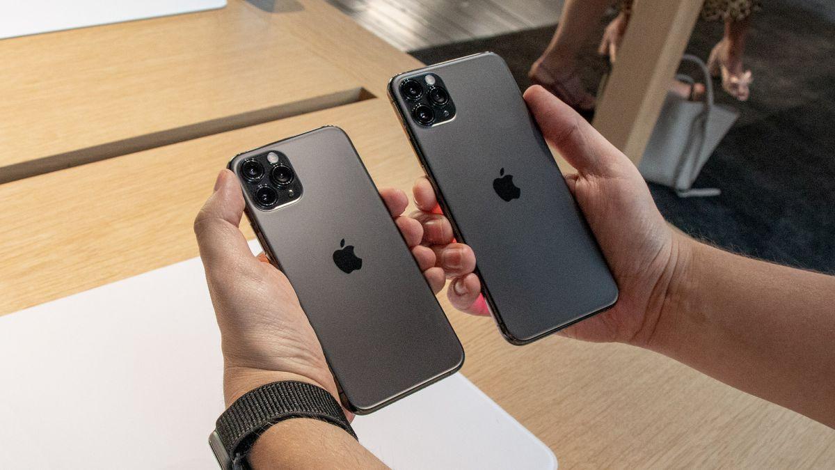 IPhone 11 Pro Max - еще один в длинной череде запутанных технических имен