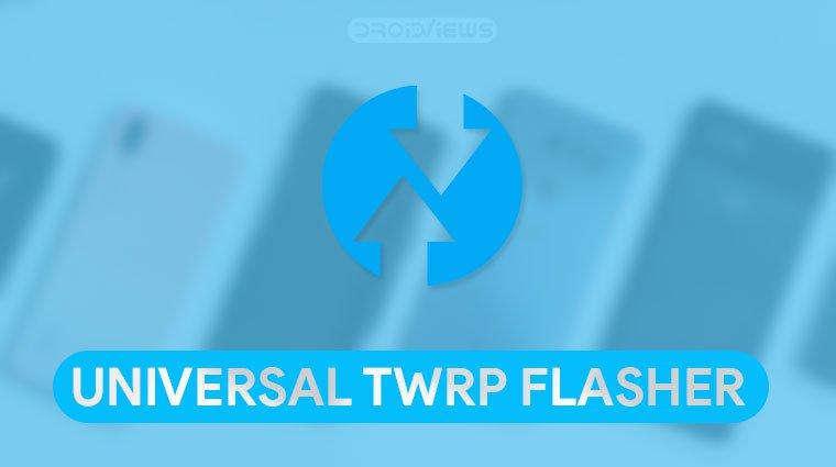 Установите TWRP на любой Android с помощью универсального TWRP Flasher