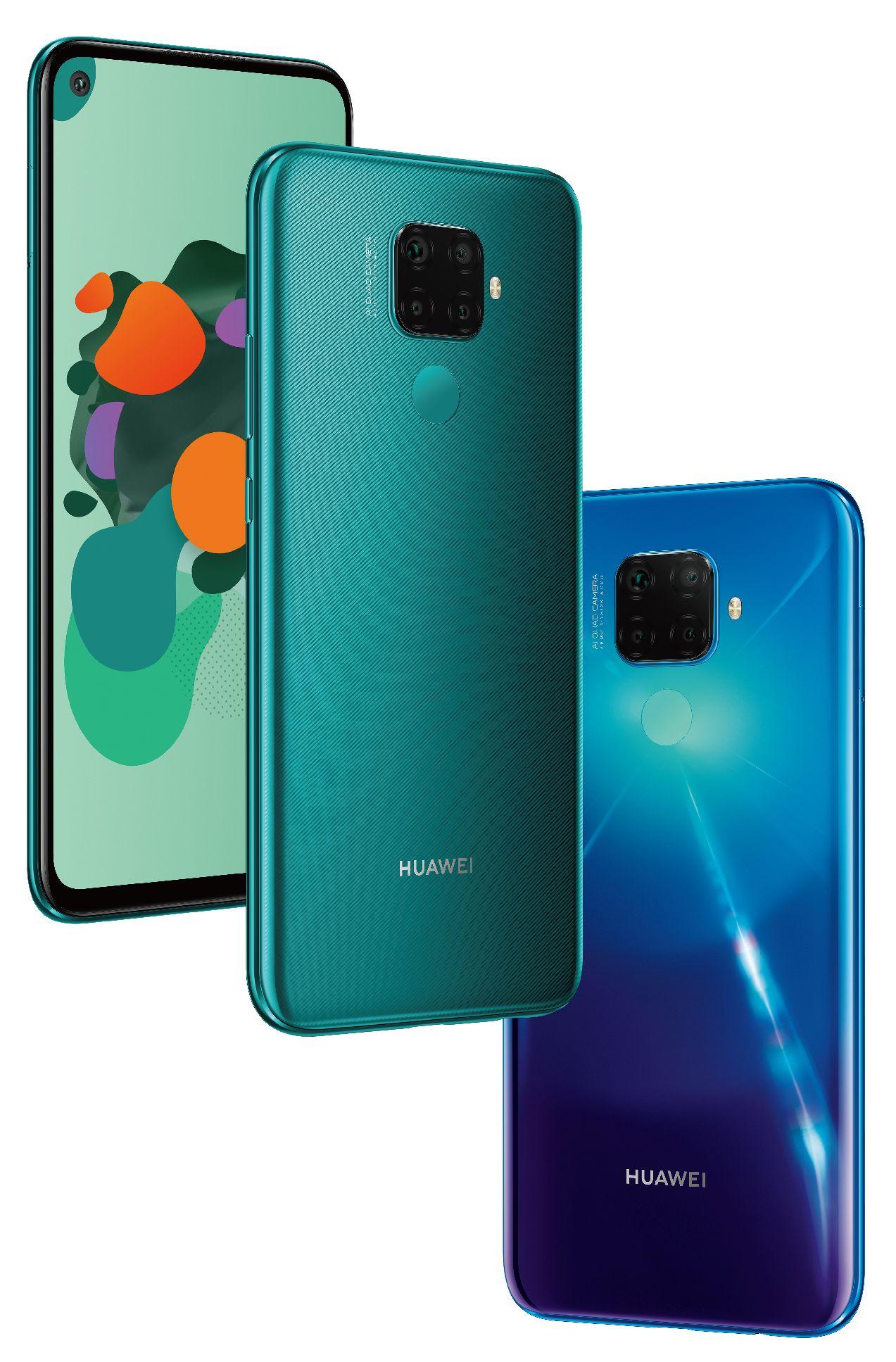 Huawei Mate 30 всей линейки утечек дней до запуска 1