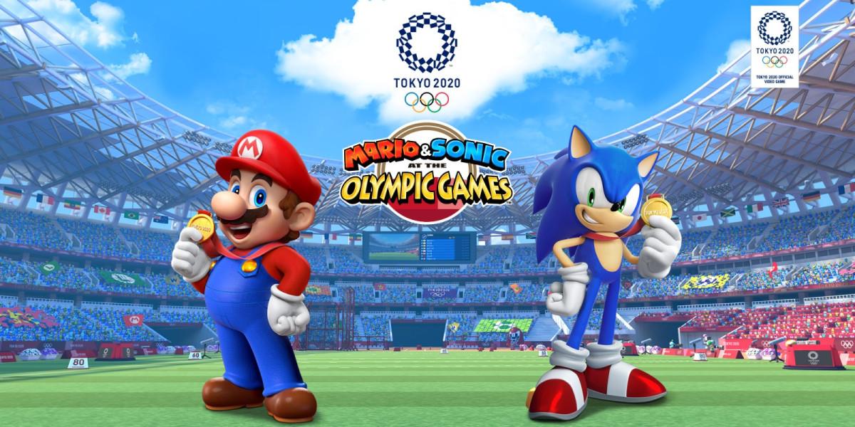 Mario & Sonic на Олимпийских играх в Токио 2020 представляет Dream Events