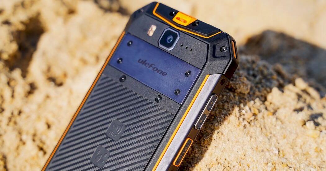 Первый обзор Ulefone Armor 3W: прочный смартфон с Helio P70