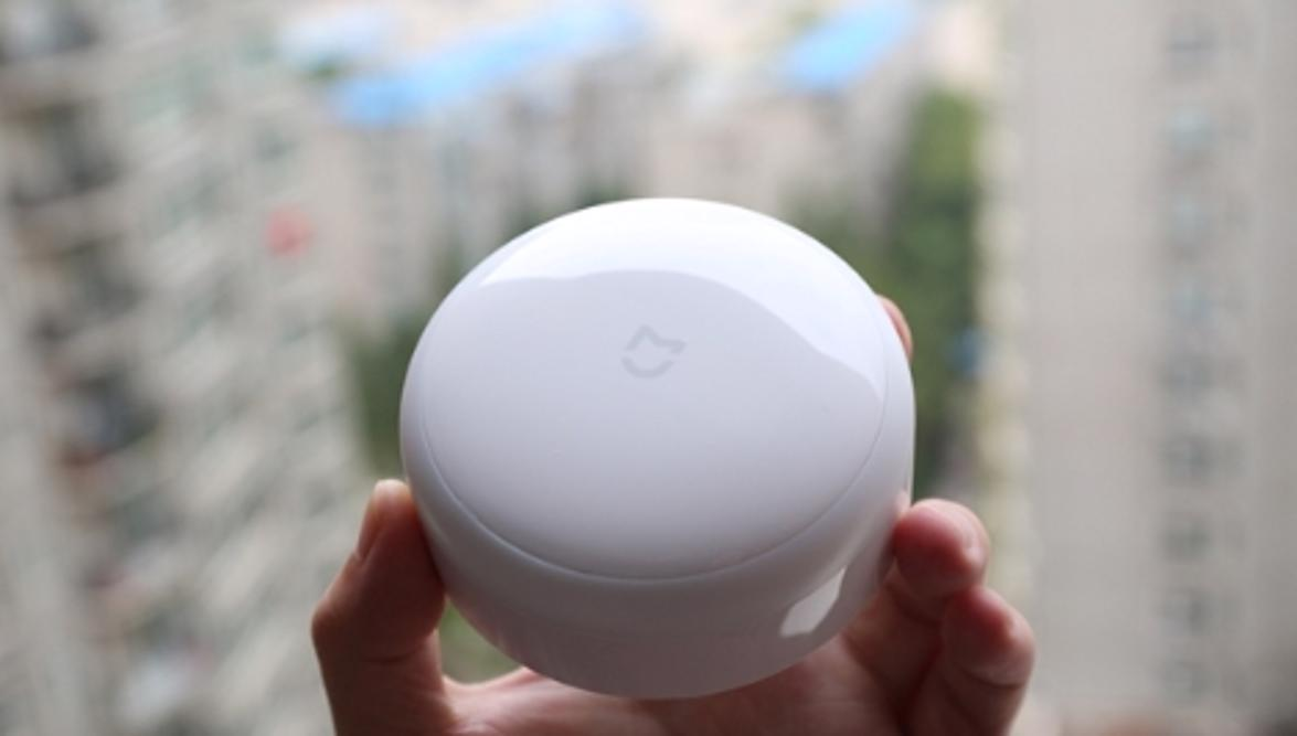 Этот свет Xiaomi идеален: он стоит всего 10 €, имеет инфракрасный датчик и батарея работает до 15 месяцев. 1