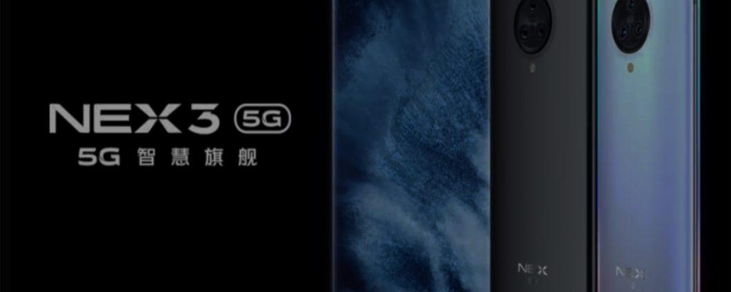 Vivo NEX 3: реальные изображения перед запуском (фото)