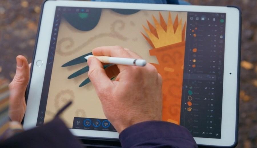 Лучшие приложения для рисования на iPad