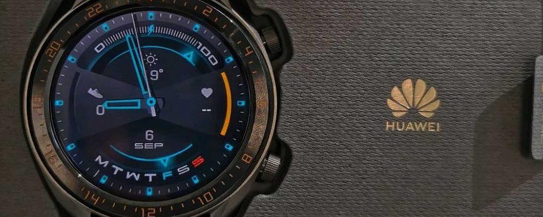 Huawei Watch GT 2: реальные изображения перед запуском