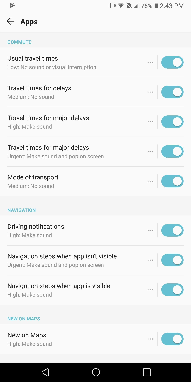 24 новых функции и изменения Обновление Android Oreo дает вашему LG V30
