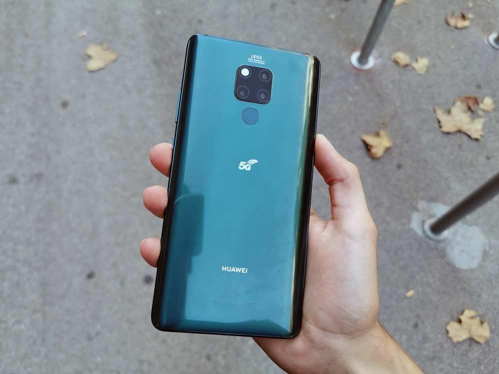 Huawei Mate 20X 5G, анализ и мнение