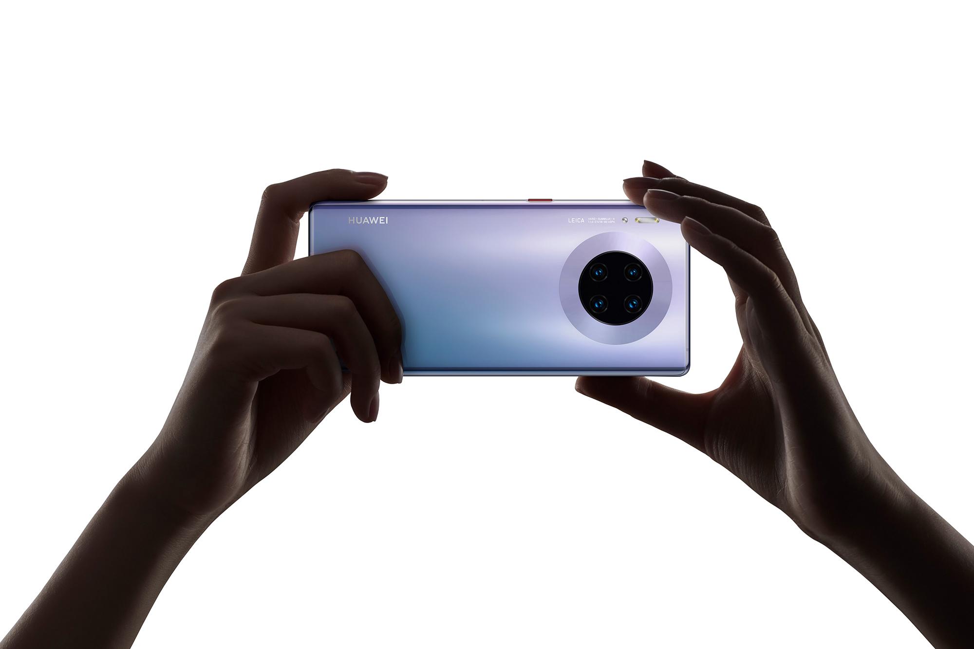 Huawei запускает Mate 30 и Mate 30 Pro без приложений Google, первые интегрированные 5G SoC, 40-мегапиксельные камеры