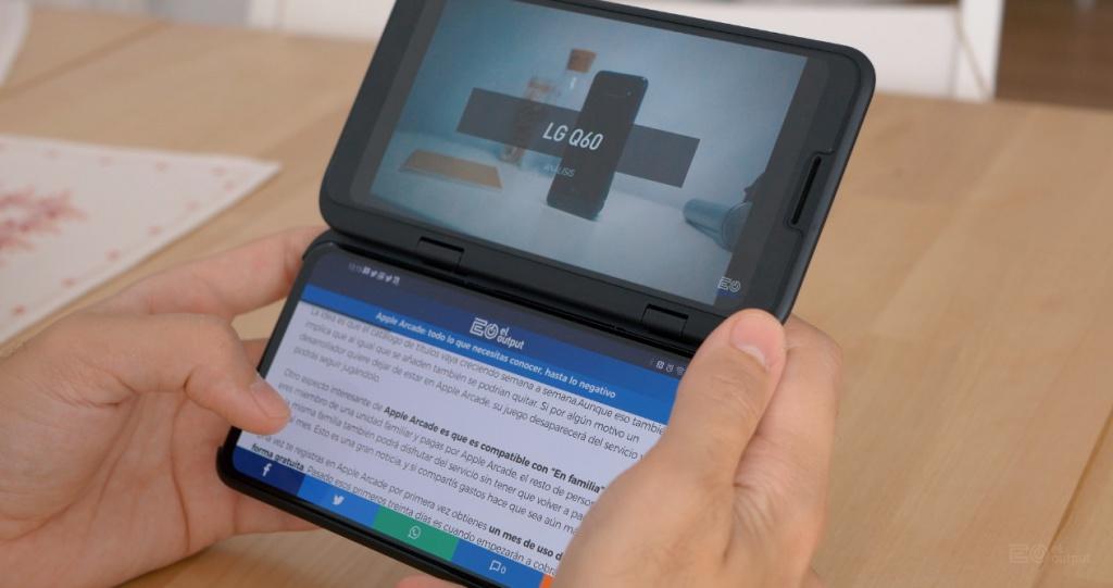 LG V50 ThinQ, анализ: чтобы нравиться, не нужно быть лучшим 8
