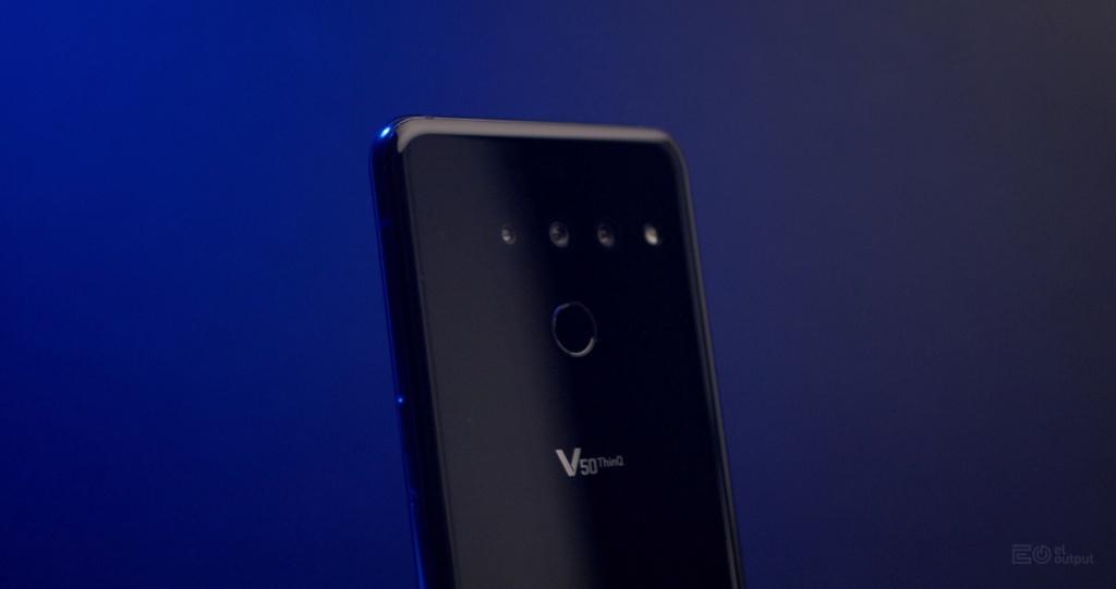 LG V50 ThinQ, анализ: чтобы нравиться, не нужно быть лучшим 10