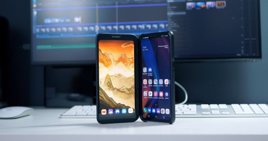 LG V50 ThinQ, анализ: чтобы нравиться, не нужно быть лучшим 15