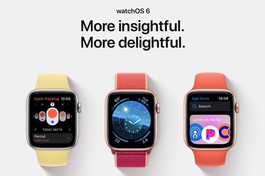 watchOS 6 теперь доступен для загрузки