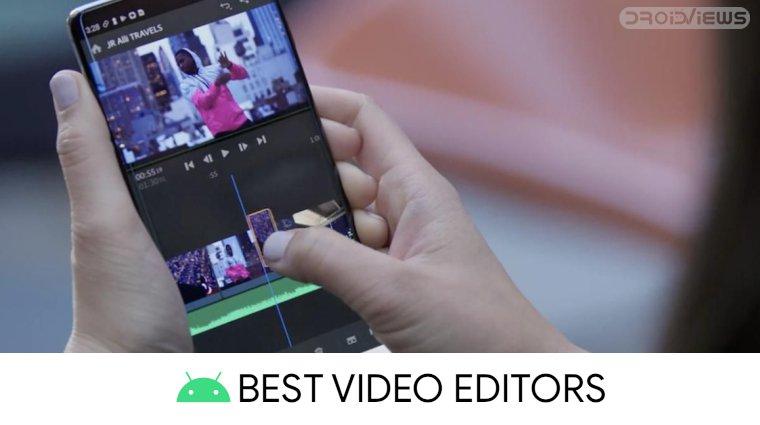 10 лучших приложений для редактирования видео для Android для профессионалов