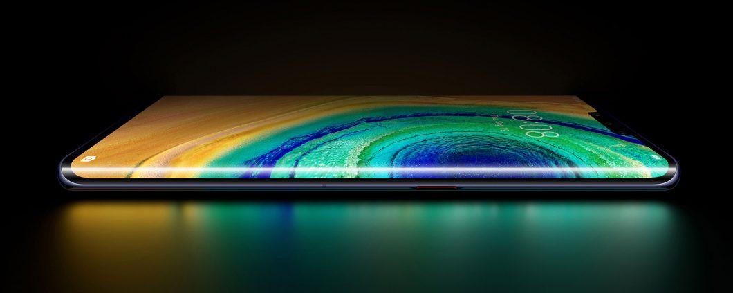 Huawei Mate 30, серия официальная: подробности