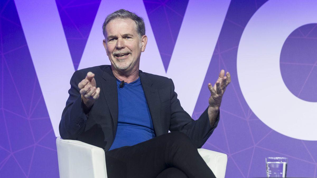 Дисней Плюс и Apple потоковые сервисы не изменят стратегию Netflix, говорит генеральный директор