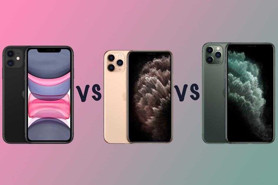 Apple iPhone 11 против iPhone 11 Pro против iPhone 11 Pro Макс: что купить?