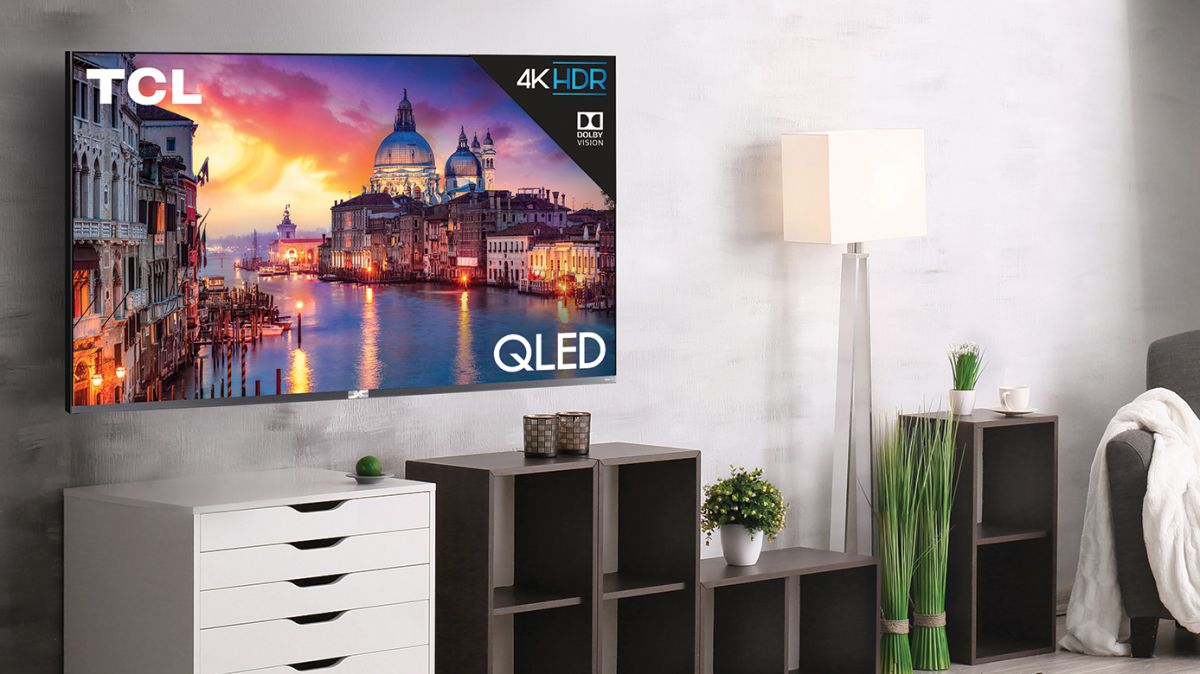 Новые телевизоры TCL 6-Series 4K сегодня стоят 599 долларов