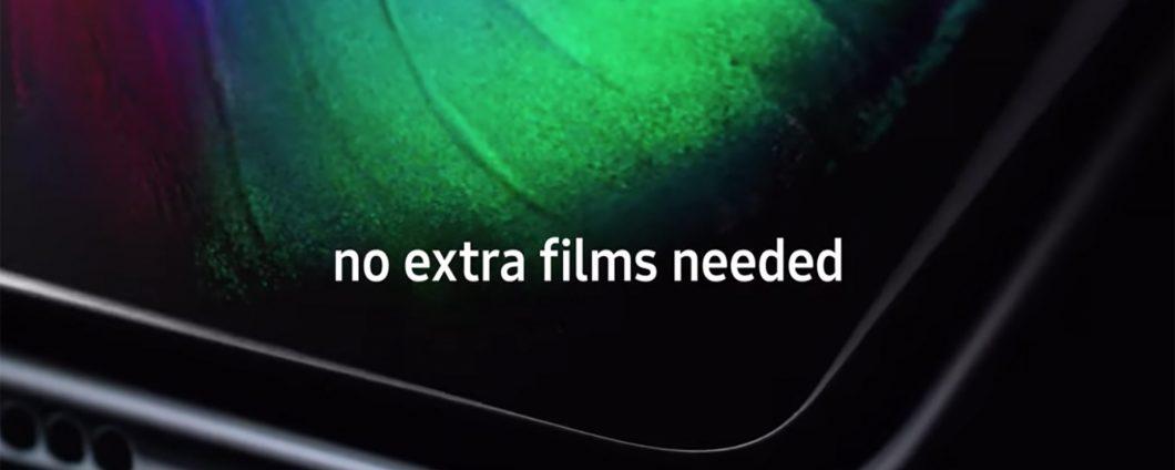 Galaxy Fold: видео с инструкцией по применению