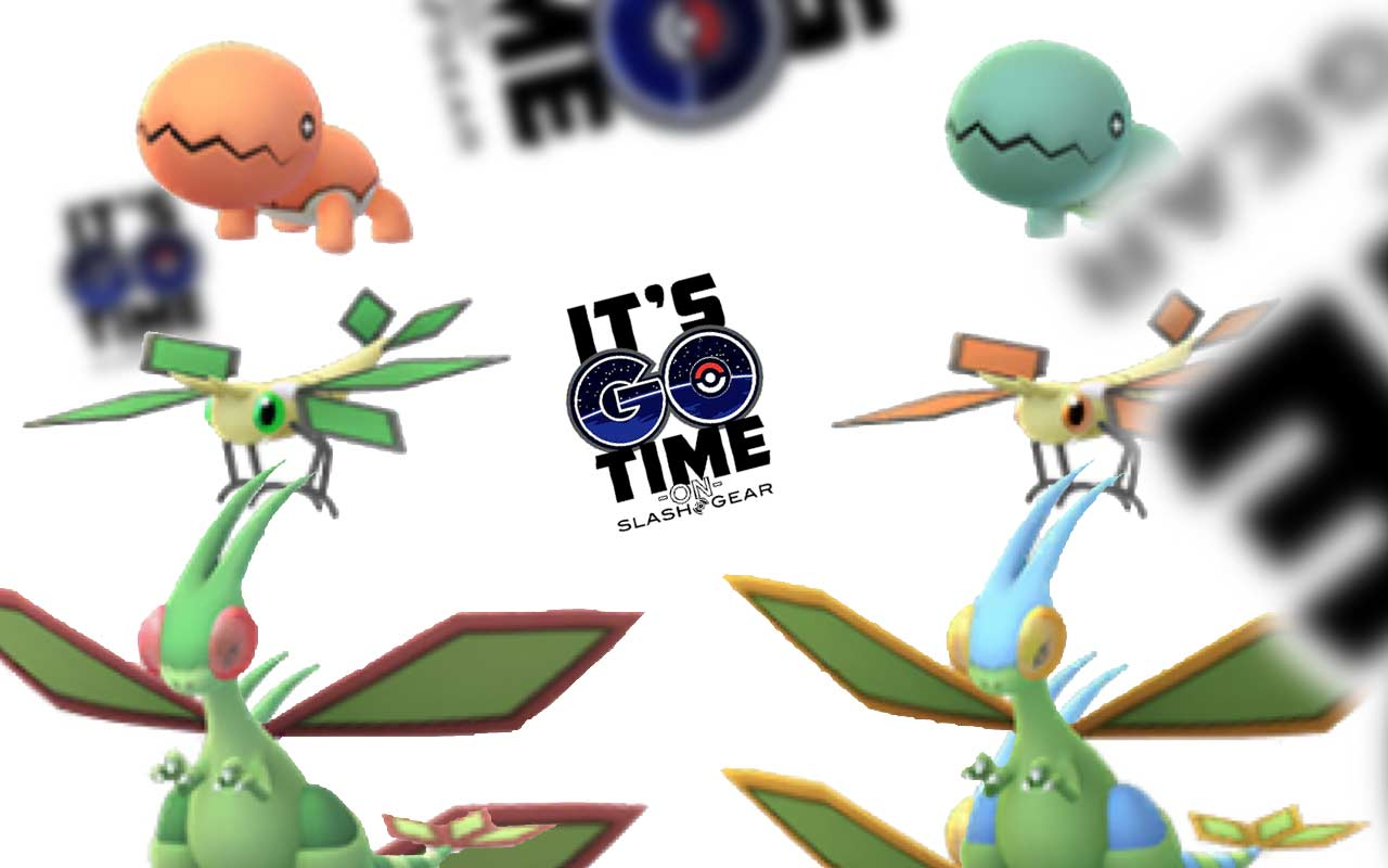 Pokemon GO Shiny Trapinch код найден, так как рейды Mewtwo отменены