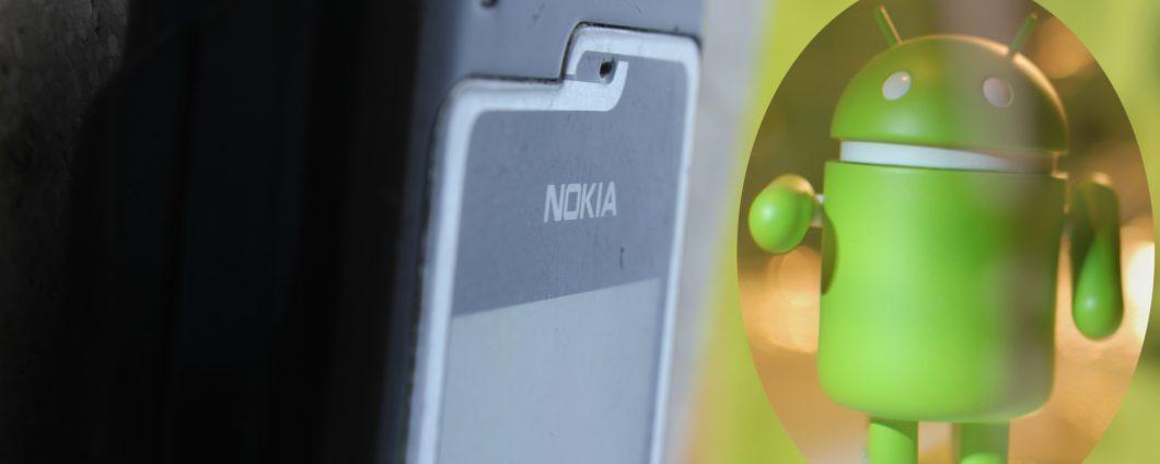 Старый мобильный телефон с Android: вот оно в видео