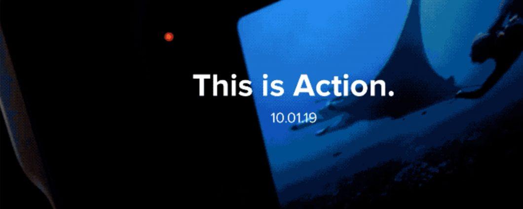 GoPro Hero 8 прибывает 1 октября, это официально