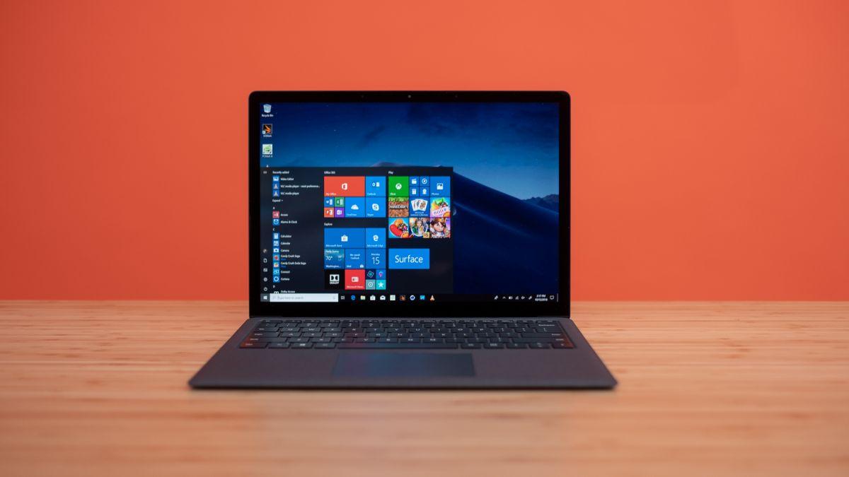 Появляется еще одно свидетельство того, что Microsoft Surface Laptop 3 откажется от Intel для AMD
