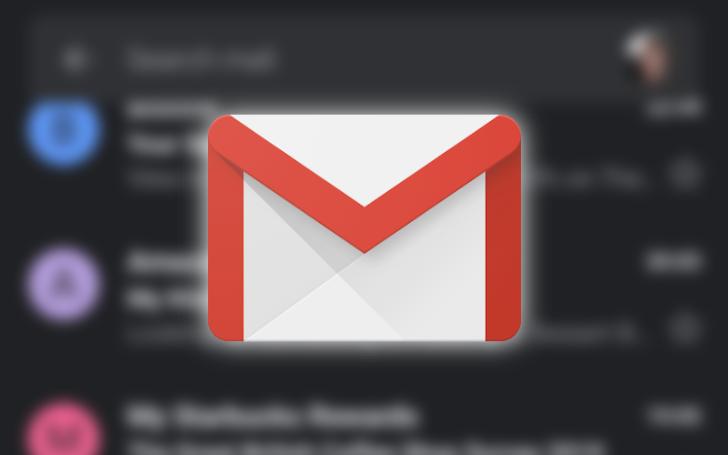 [Update: It's official] Темный режим Gmail распространяется на некоторых пользователей (APK Download)