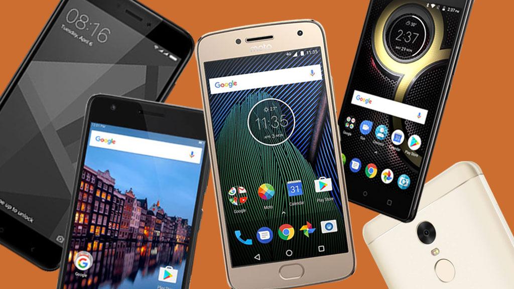 Лучший smartphones под 7000 рупий в Индии за сентябрь 2019 года