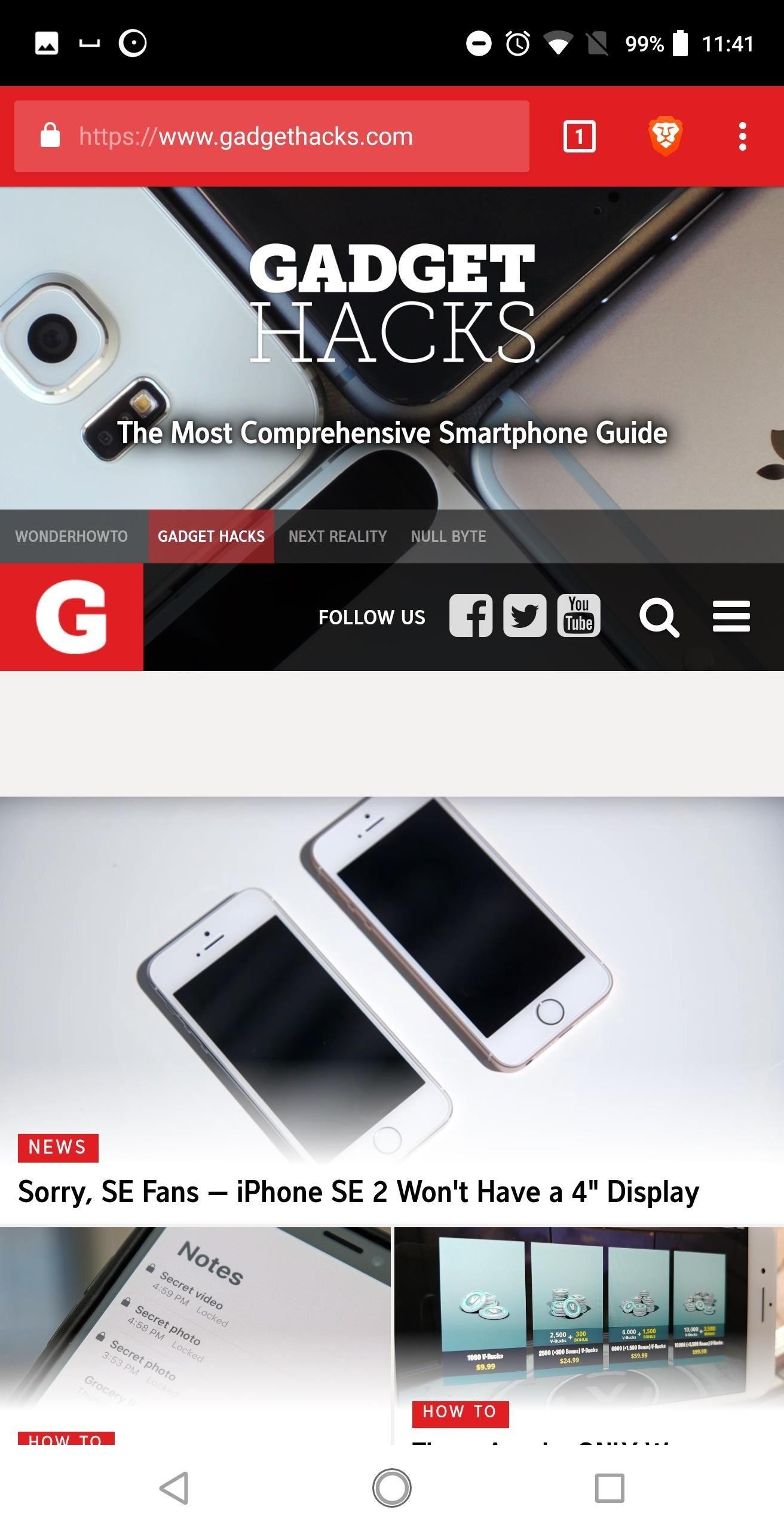 Как скрыть надрез на любом телефоне Android