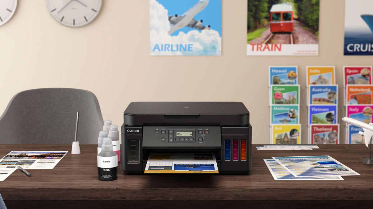 Нужен принтер, который может пройти расстояние? Выберите Canon Endurance