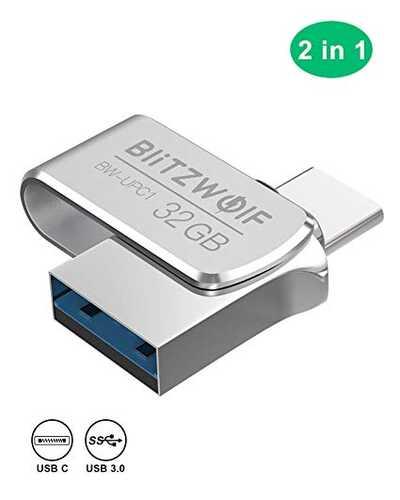 Type USB Type C и USB 3.0, двойное соединение в этой памяти 64 ГБ + купон на скидку 1