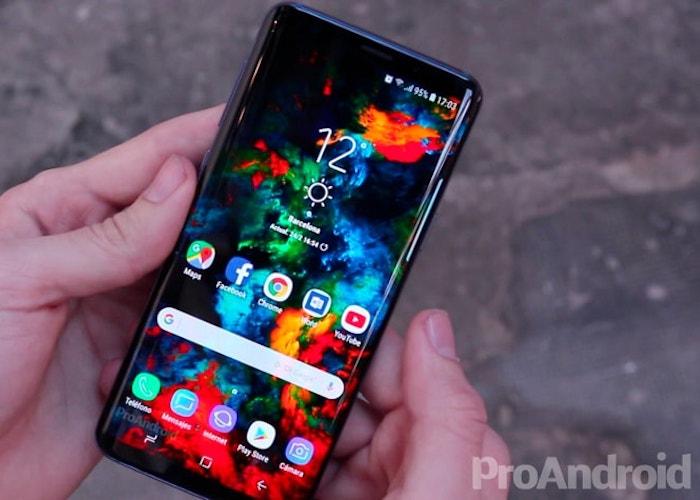 Los Samsung Galaxy S9 recibirán Android 10 dentro de poco tiempo