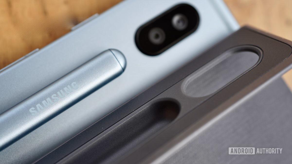 Samsung Galaxy Вкладка S6 обзор S Pen и камера крупным планом
