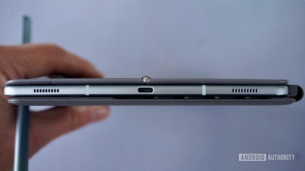 Samsung Galaxy Tab S6 обзор тонкого профиля
