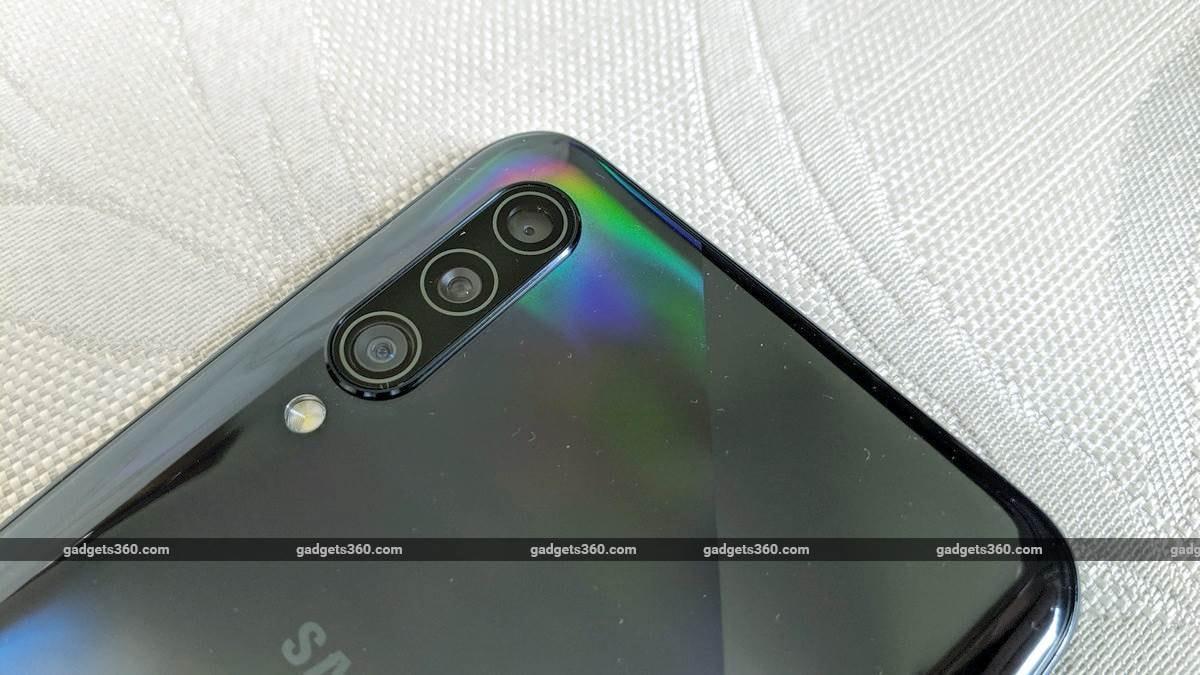 Samsung Galaxy A50S камеры НДТВ Samsung