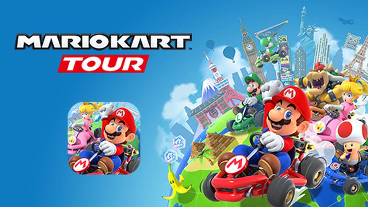 Mario Kart Tour прибывает с подпиской и путаницей