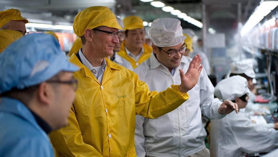 Apple нанять китайских агентов, чтобы избежать утечек продукта 2