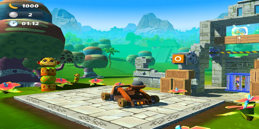 Tori Bandai Namco может стать Nintendo Labo для мобильных устройств 2