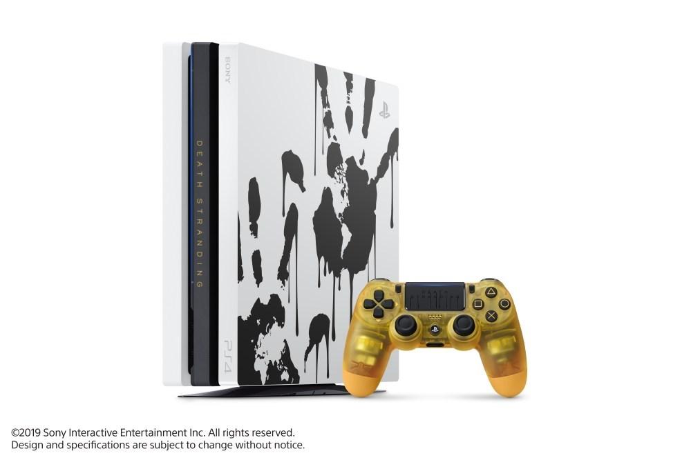 8 ноября в Малайзии появится новая версия PlayStation Pro Death 1