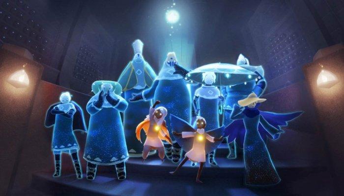 Сезон искателей света начинается в небе: дети света