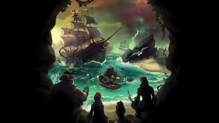 Море воров возвращается к жизни с 8 миллионами игроков