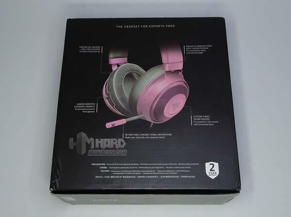 коробка или за Razer Quartz Розовый шлем