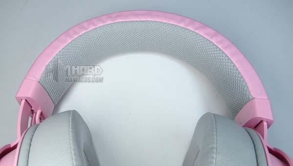 оголовье внутри шлемов Razer Quartz Edition