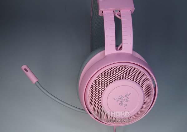 микрофонные шлемы Razer Kraken Quartz Edition