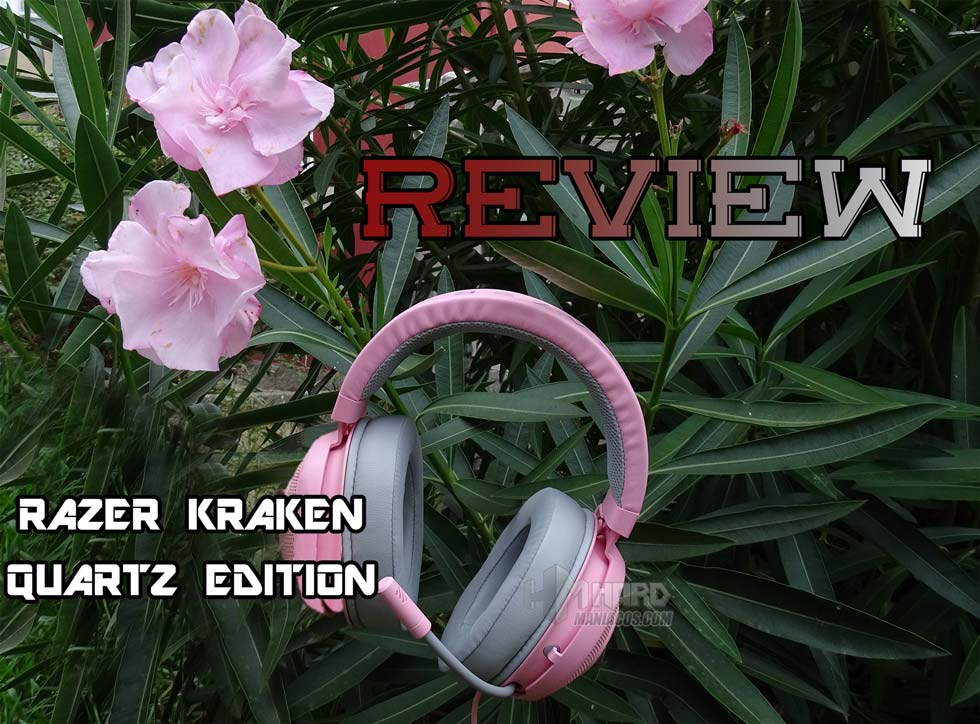 Razer Kraken Quartz Edition Portada