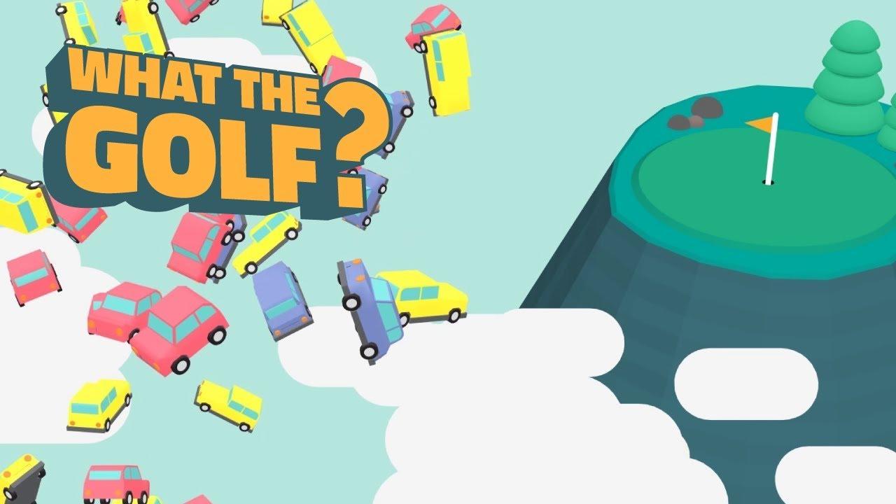Apple Аркада: «What The Golf?» - лучшая игра в гольф, не связанная с гольфом